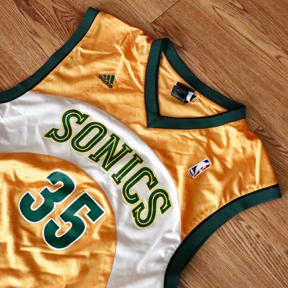 96dfe1c36 adidas Other - Kevin Durant Seattle Super Sonics Adidas Jersey